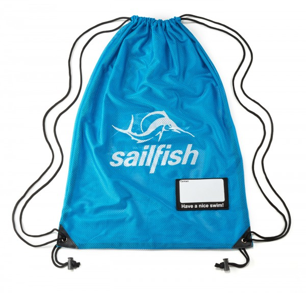 sailfish Meshbag blue