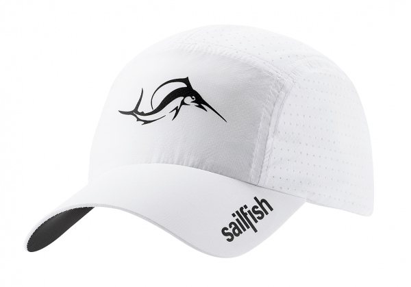 sailfish Running Cap Cooling white front