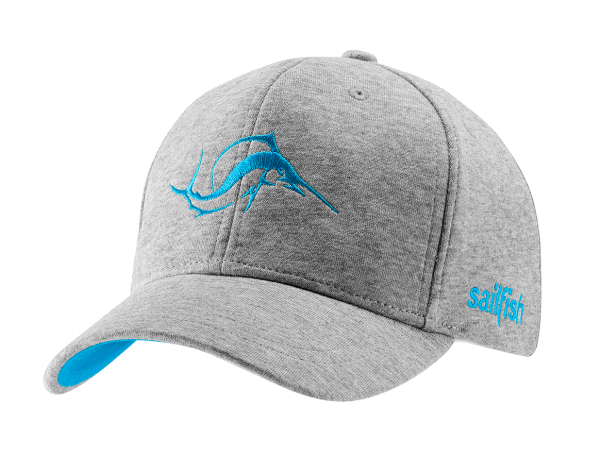 sailfish Lifestyle Cap grey front