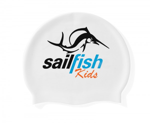 sailfish Swim Cap Kids