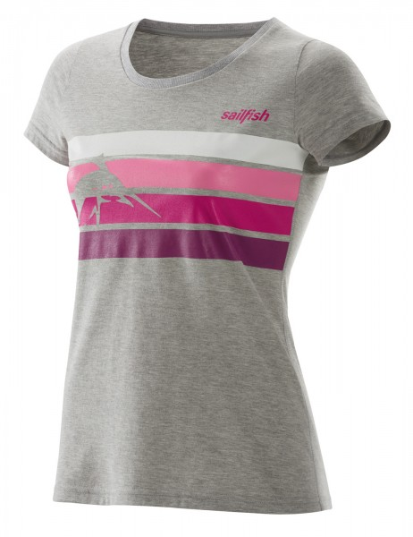 Womens T-Shirt Stripe