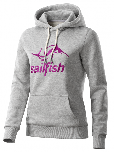 sailfish woman lifestyle hoody
