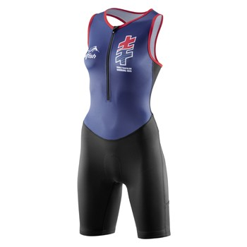 Womens Trisuit Hamburg Triathlon Edition