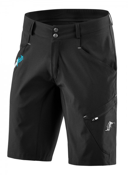 sailfish lifestyle short men black front
