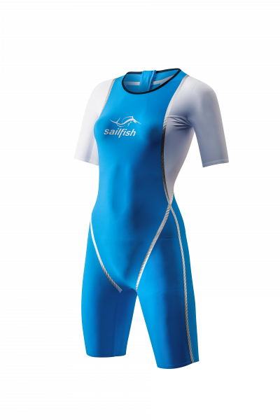 Womens Swimskin Rebel Pro Sleeve 1